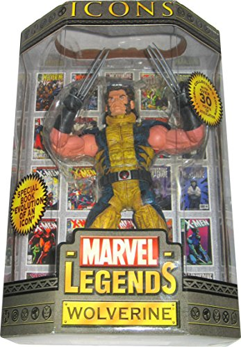 Marvel Legends Icons Series 1 Wolverine 12