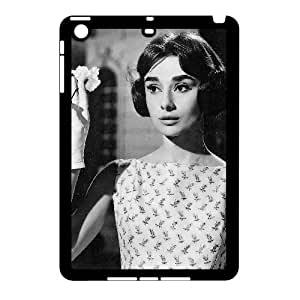 C-EUR Diy Case Audrey Hepburn Customized Hard Plastic Case For iPad Mini