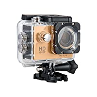 Topjoy wasserdicht Wireless Mini WiFi Portable Action Sports Kamera Full HD...