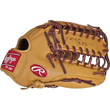 Amazon.com : Rawlings Sporting Goods Gamer XLE GB1275T-0/3, 12.75 ...