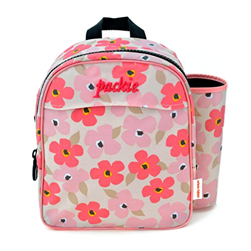 Urban Infant Toddler/Preschool Packie Backpack - Poppies by Urban Infant