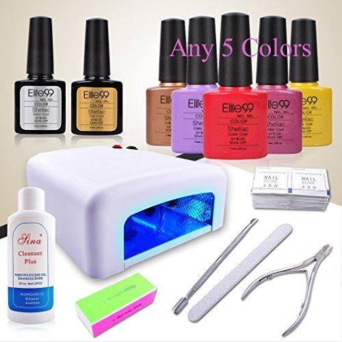 elite99-nail-starter-kit-pick-any-5-colors-13-items
