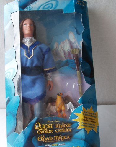 quest for camelot game - 7