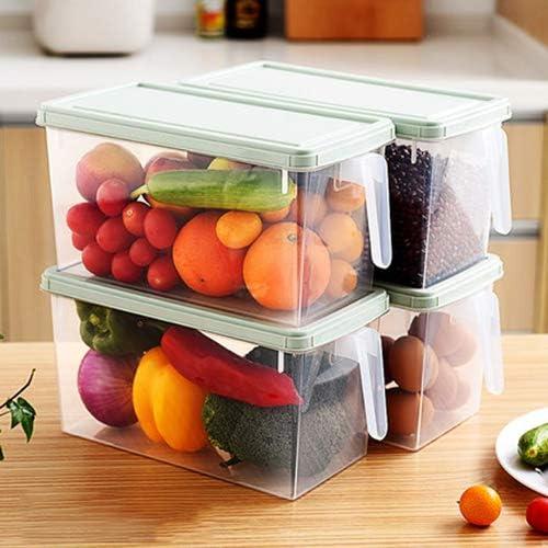 TxDike Lan Compartimientos del congelador Organizador de ...