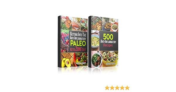 Anti Inflammation Anti Inflammatory Diet Series 2 In 1 Book