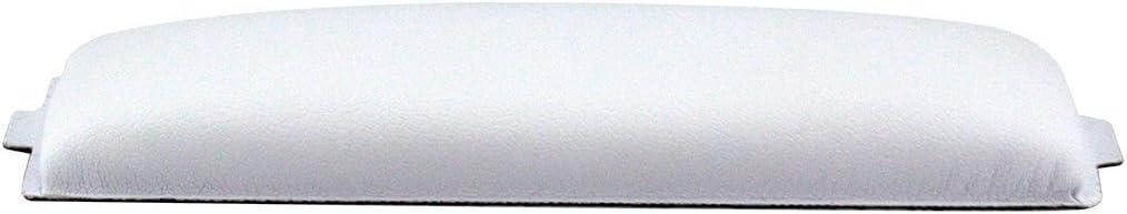 HD218 HD220 Headphones Replacement Headband//Rubber Cushion Pad Repair Parts Geekria Headband for Sennheiser HD228 White HD219 HD229