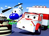 Hector the Helicopter is allergic to nuts! / Katie the Kit Car drove too fast/Henry the Old Herbie got oil in his eyes!