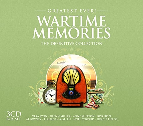 101 Cd Memory - Greatest Ever Wartime Memories