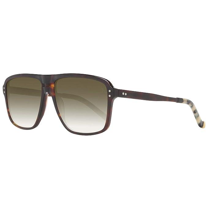 Hackett London HSB86814357 Gafas de Sol, Marrón, 57 para ...