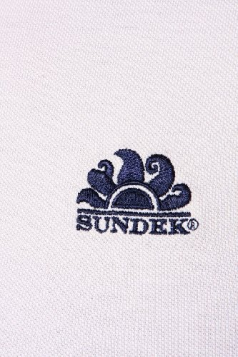 Sundek Polo Shirt DEVEN, Color: Cream, Size: L