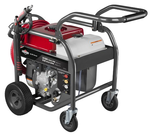 541 Elite Series 2.8-GPM 3100-PSI Gas Pressure Washer with 900 Series OHV 205cc Engine and Axial Cam Pump, Engine Oil Included ()