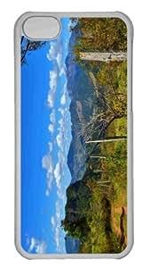 Customized iphone 5C PC Transparent Case - Tres Picos Nova Friburgo Brazil Personalized Cover