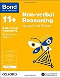 Bond 11+: Non-verbal Reasoning Assessment Papers: 5-6 years
