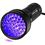 Escolite UV Flashlight Black Light