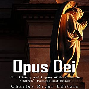 Opus Dei Audiobook