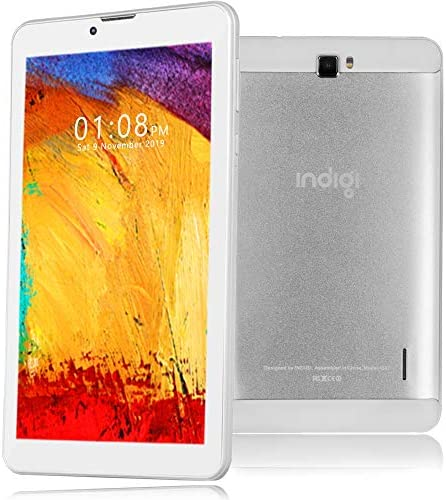 Indigi 4G LTE GSM Unlocked Ultra Slim 7-inch Android Pie Tablet & Dual SIM Smartphone with Wi-Fi & Bluetooth Enabled WeeklyReviewer