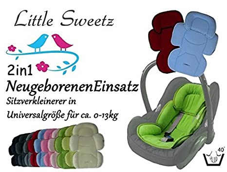 Little Sweetz ** 2in1 Cosy Soft MAXI - NEGRO ** Cojín ...