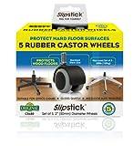 Slipstick CB680 2 Inch Floor Protecting Rubber