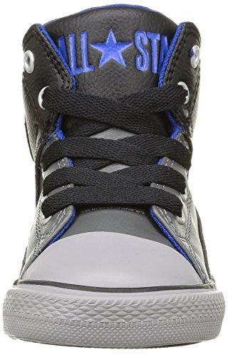 CT Basses Baskets STR Enfant Mix Gris Gris Converse High Bleu Mixte Noir dUaxwSd