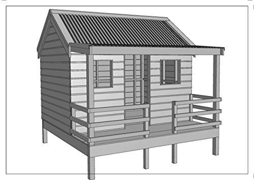 CUBBY HOUSE - PLAY HOUSE -