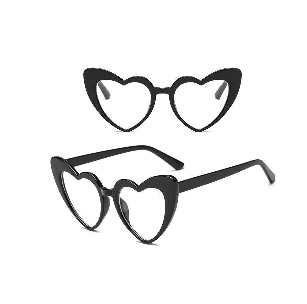 YANJING Las Nuevas Gafas de Sol de Amor al por Mayor Gafas ...