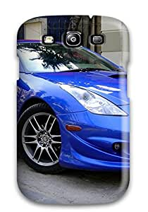 High-end Case Cover Protector For Galaxy S3(toyota Celica 19)