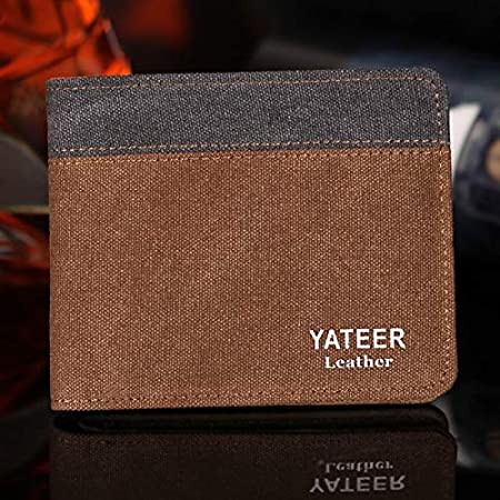Amazon.com: Wallet Purses Mens Wallets Carteira Masculine ...
