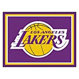 FANMATS 17455 NBA Los Angeles Lakers Rug