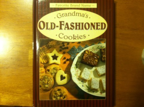 Favorite Brand Name Old Fashioned Holiday Recipes