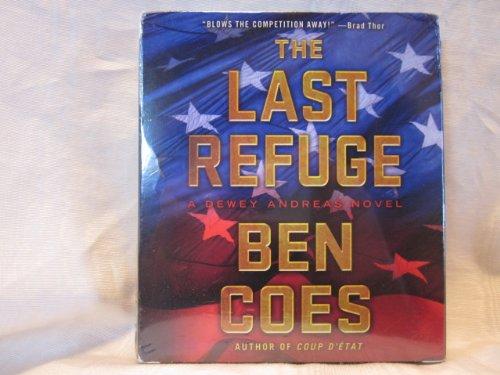 Last Refuge Dewey Andreas Novel product image