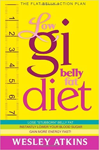 Book Low Gi Belly Fat Diet: The Flat Belly Action Plan