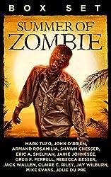 Summer Of Zombie : 12 ebook box set