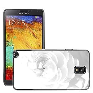 Super Stellar Slim PC Hard Case Cover Skin Armor Shell Protection // M00048246 peony white aero // Samsung Galaxy NOTE 3