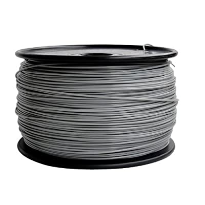 3D Printer Filament ABS 1.75mm Grey