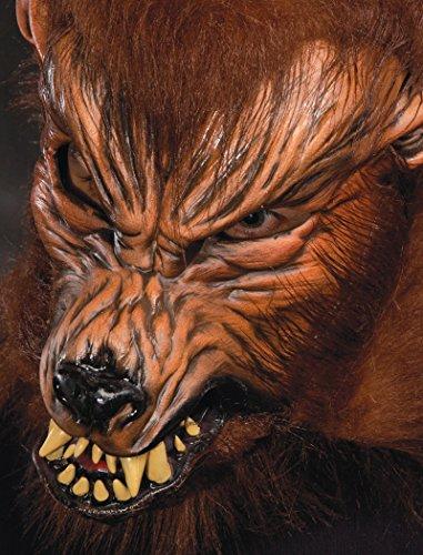 Howl O Ween Werewolf Mask -
