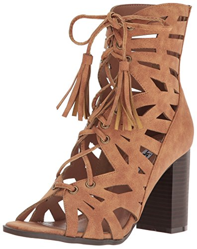 Women Lips 2 Too Dress Rewind Sandal Tan ESZZ8Cqxw