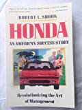 Honda, Robert L. Shook, 0133946282