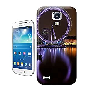 Tostore Famous scenery London Eye battery cover for samsung galaxy s4 case