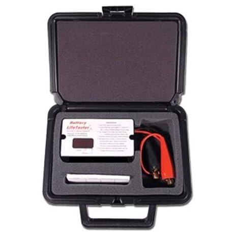 Amazon.com: Alce productos batería lifetester, voltaje de ...