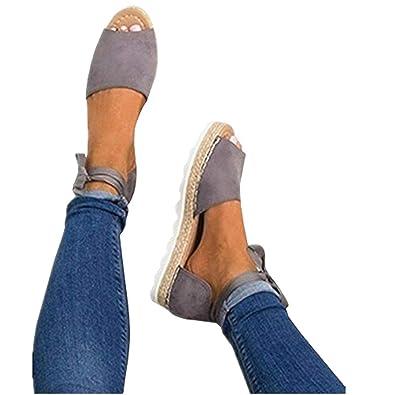6ce0fd62efdd Sandals Womens Espadrille