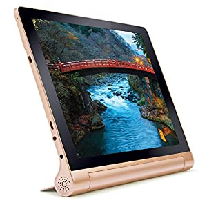 iBall Slide Brace – XJ Tablet (10.1 inch, 3GB, 32GB 4G Volte, Voice Calling, Micro HDMI), Bronze Gold