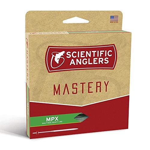 (Scientific Anglers MPX Taper- Buckskin / Optic Green, WF- 5-F)
