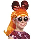 Blossom Powerpuff Girls Wig, One Size Child