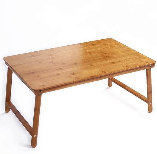 ETYRSD Ordenador portátil Simple para Hacer una Mesa con Cama ...