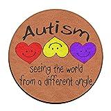 Heart Emoji Autism Awareness R