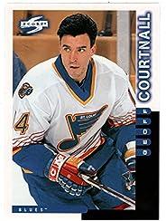 Geoff Courtnall - St. Louis Blues (Hockey Card) 1997-98 Score # 184 Mint