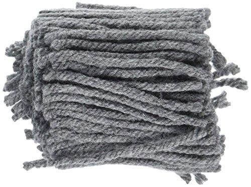 Latch Hook Rug Yarn  -Grey