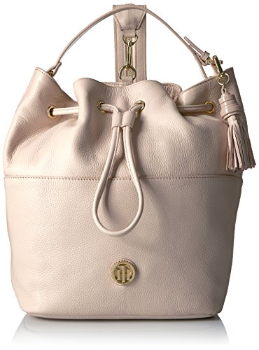 Tommy Hilfiger Women's Backpack TH Summer of Love, Blush by Tommy Hilfiger