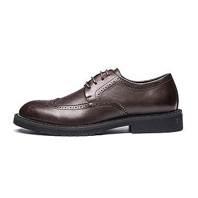 Yra Jungen Frühling Business Schuhe Herrenschuhe Herrenschuhe Derby Lace-Up  Classic Für Das Beste Geschenk Outdoor-Walking  Amazon.de  Bekleidung 95a4d7898d