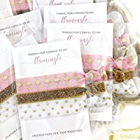 Flamingo Party Favours - Hair Ties (5 Pack)